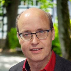 Pfarrer Burkhard Krieger